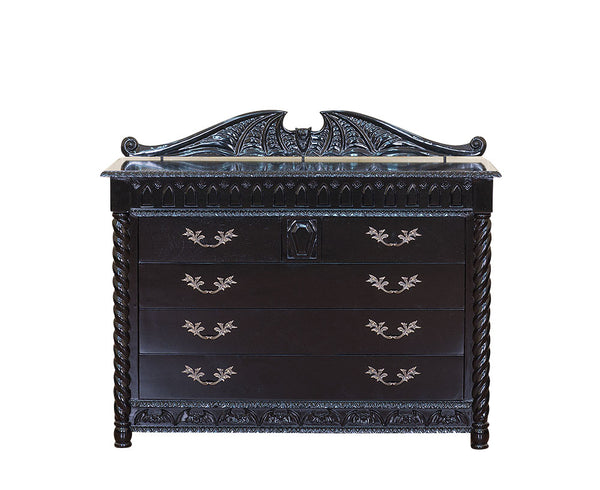 Raised by Bats Cathedral Dresser