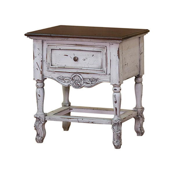 Relic Pyrmira Bedside Set