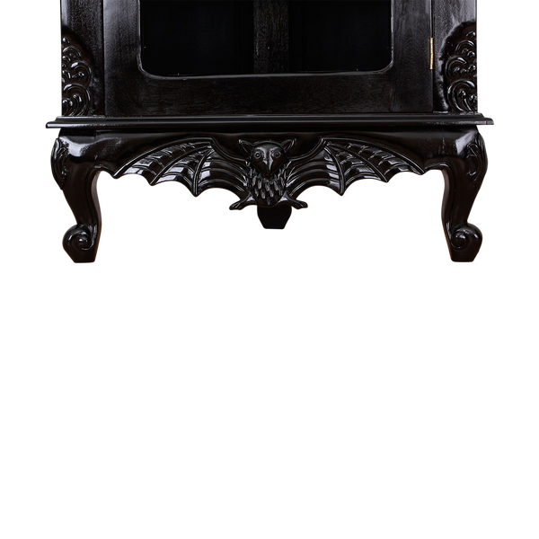 Vamp Couture Corner Display Cabinet