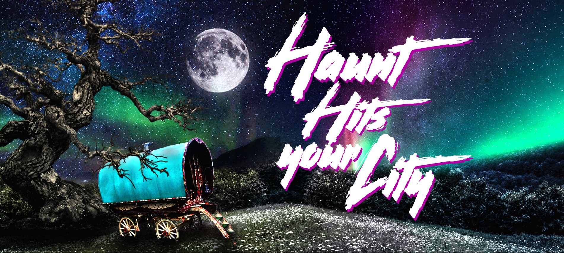 Haunt Hits Your City