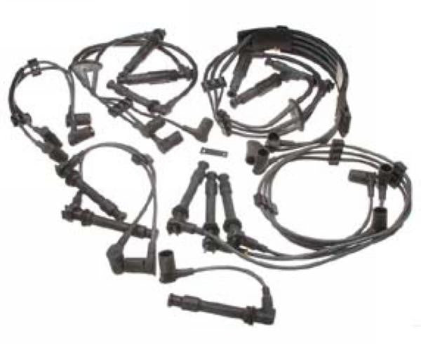 Porsche Ignition Wire Lead Set