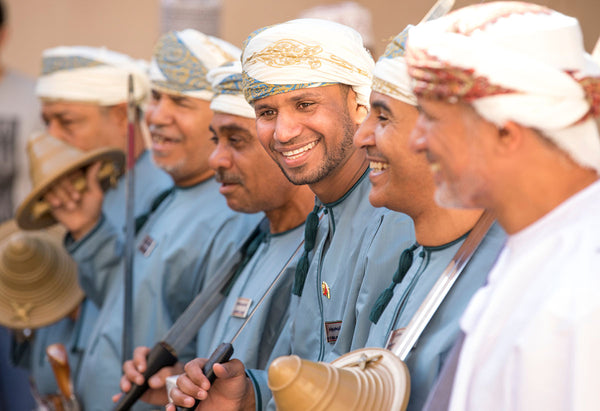 Omani Heritage: A beautiful cultural mashup