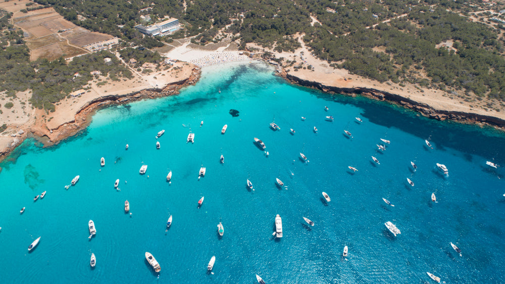 Most beautiful beaches - Formentera