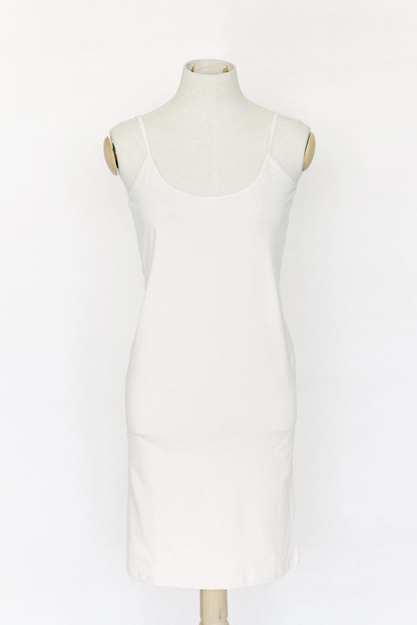 Cream coloured slip / underdress