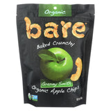 Bare Fruit Organic Bare Apple Chips - Case Of 12 - 3 Oz.
