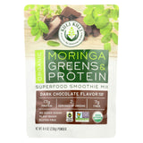 Kuli Kuli Moringa Greens And Protein Powder - Dark Chocolate - 8.4 Oz