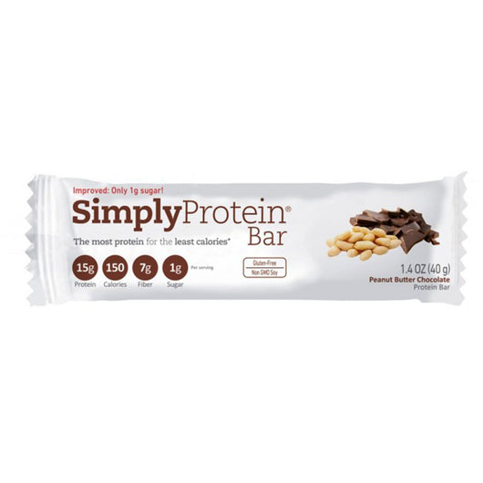 Simply Protein Chocolate Peanut Butter Bar