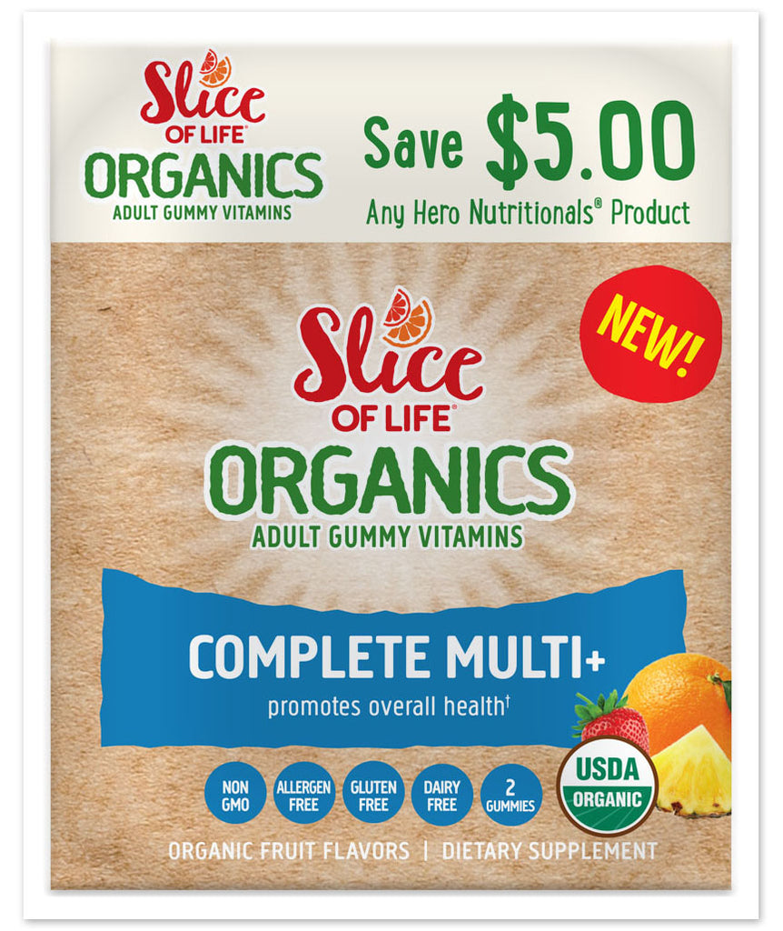 Slice of Life Organics - Complete Multi-vitamin (Adults