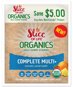 Slice of Life Organics - Complete Multi-vitamin (Adults)