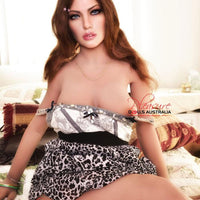 JOAQUINA - 159cm J-Cup<br>6YE Silicone Head Sex Doll - Pleasure Dolls Australia