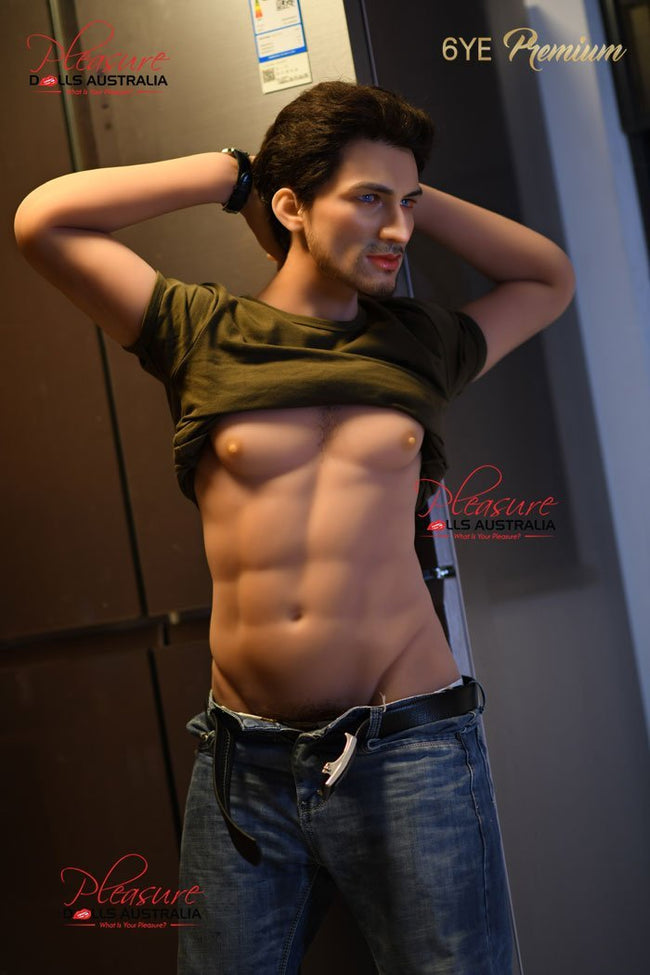 AIDEN - 170cm 6YE Male Sex Doll - Pleasure Dolls Australia