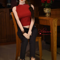 AIMEE - 171cm D-Cup 6YE Silicone Head Sex Doll - Pleasure Dolls Australia