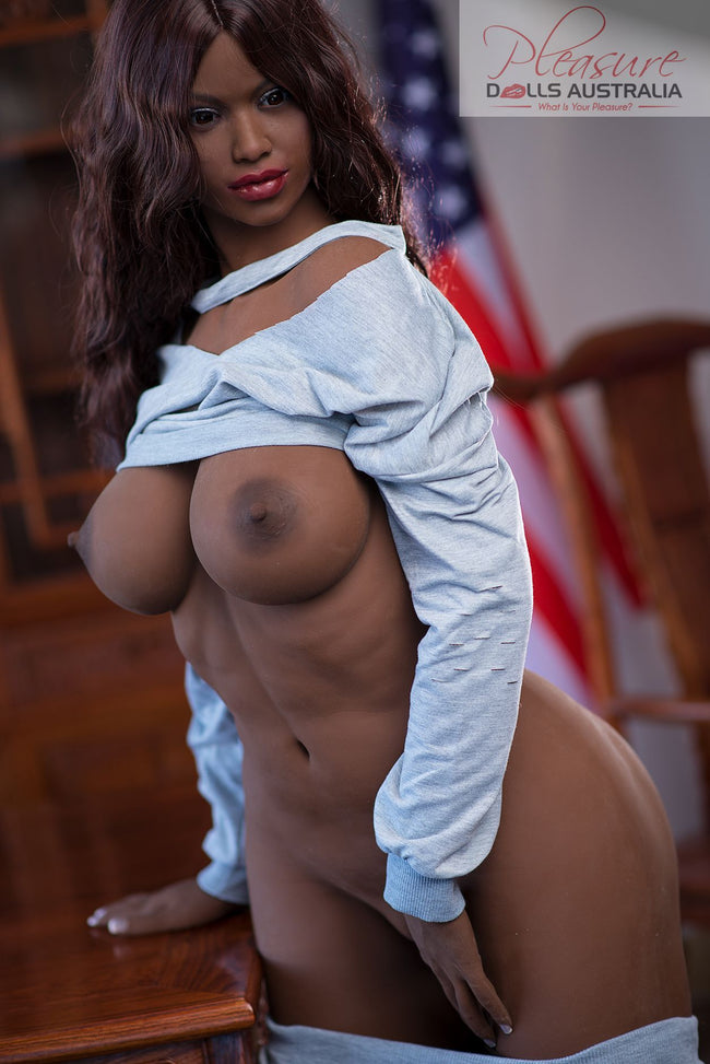 EBONY - 164cm D-Cup 6YE Sex Doll - Pleasure Dolls Australia