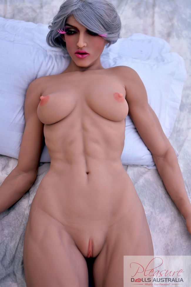 EVELYN - 163cm B-Cup 6YE 'Muscular' Sex Doll - Pleasure Dolls Australia