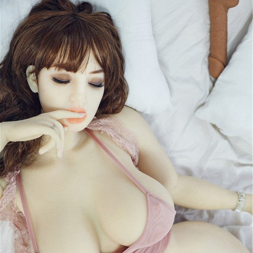 AURORA (closed eyes)<br>158cm H-Cup Irontech Sex Doll