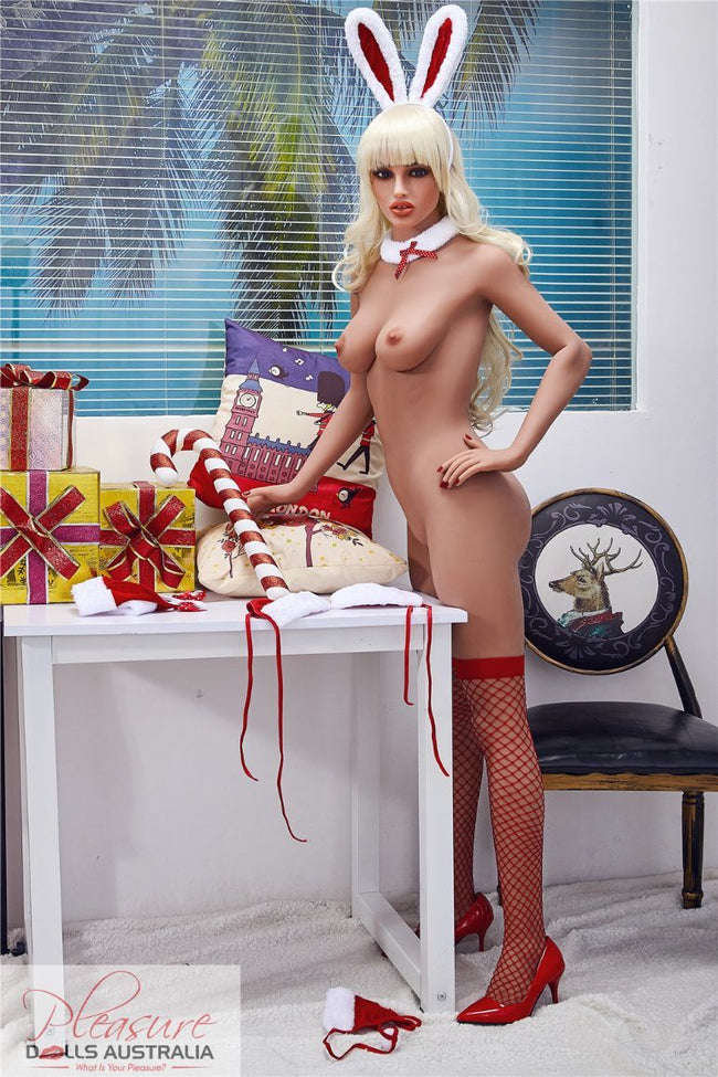 ANYA (blonde) - 163cm C-Cup<br>Irontech Sex Doll - Pleasure Dolls Australia