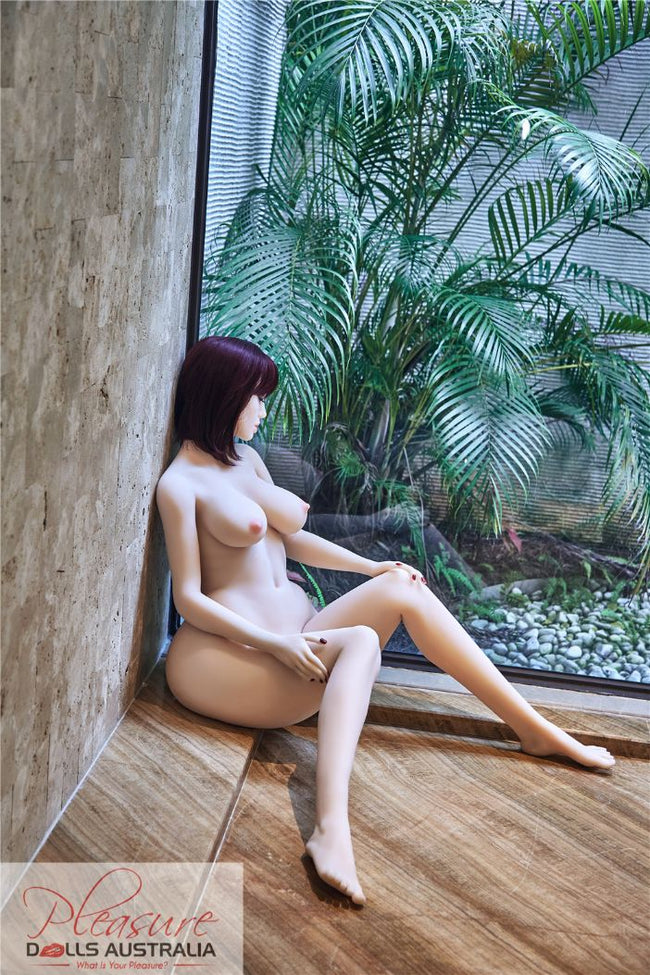 AURORA (closed eyes)<br>170cm D-Cup Irontech Sex Doll