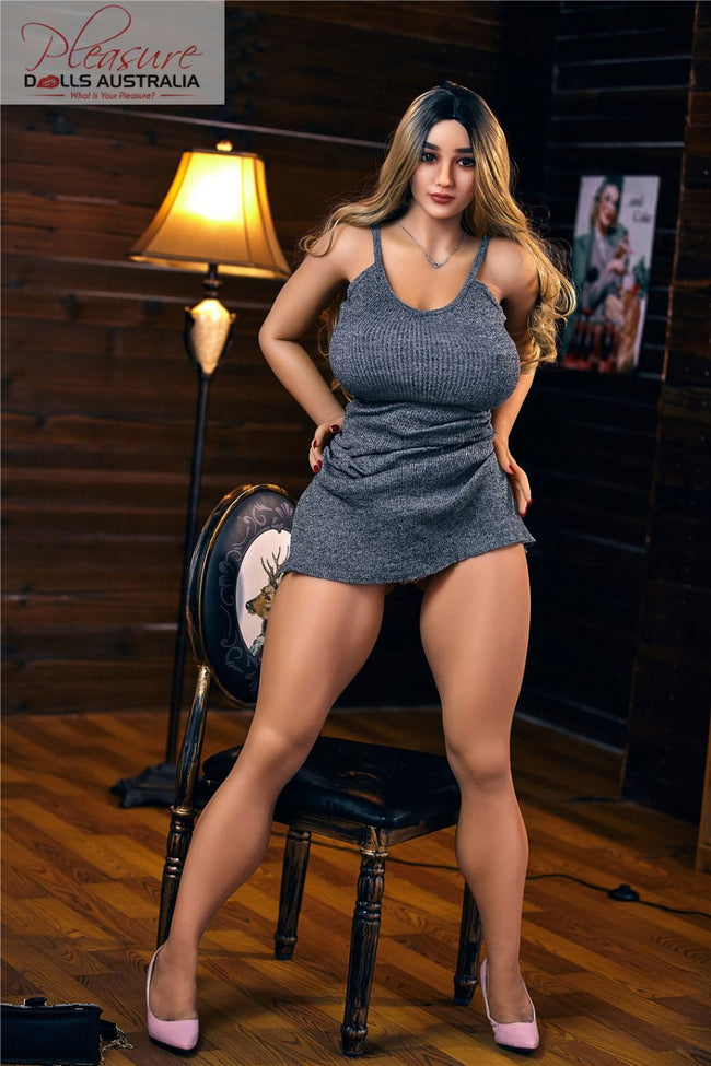 FIONA - 158cm H-Cup<br>Irontech Sex Doll - Pleasure Dolls Australia