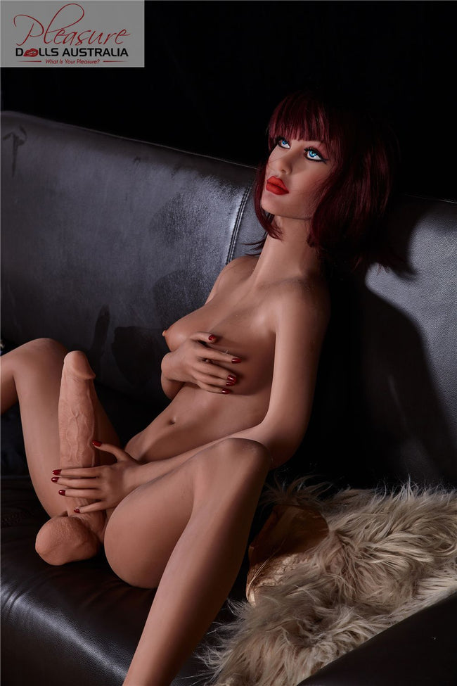 MIA - 155cm B-Cup<br>Irontech Shemale Sex Doll - Pleasure Dolls Australia