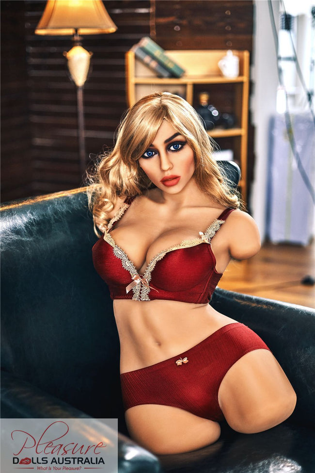 NATALIA - Irontech Dolls <br>C-Cup Upper Body Sex Torso - Pleasure Dolls Australia