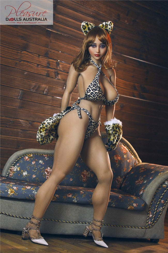 SAYA - 158cm H-Cup<br>Irontech Sex Doll - Pleasure Dolls Australia