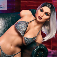 SELINA - Irontech Dolls <br>C-Cup Upper Body Sex Torso - Pleasure Dolls Australia