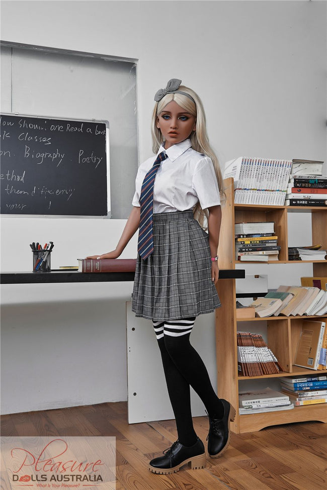 VICTORIA (Uniform)<br>150cm B-Cup Irontech Sex Doll