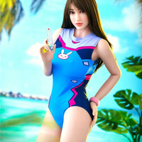 MIKA (beach) - 163cm 'PLUS' G-Cup<br>Irontech Sex Doll