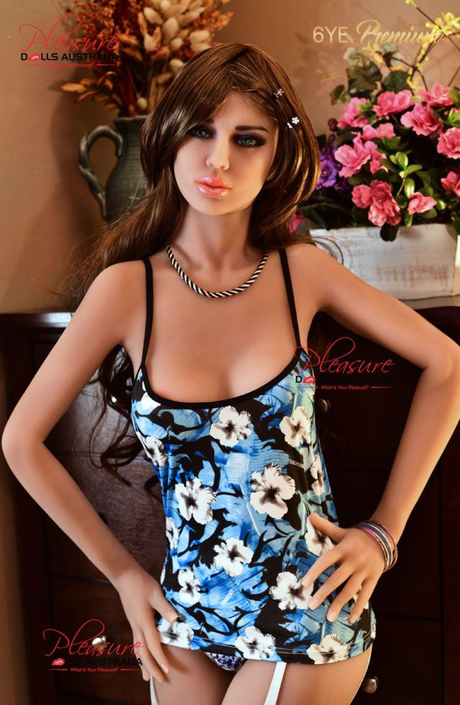 KENDALL - 158cm A-Cup<br>6YE Sex Doll
