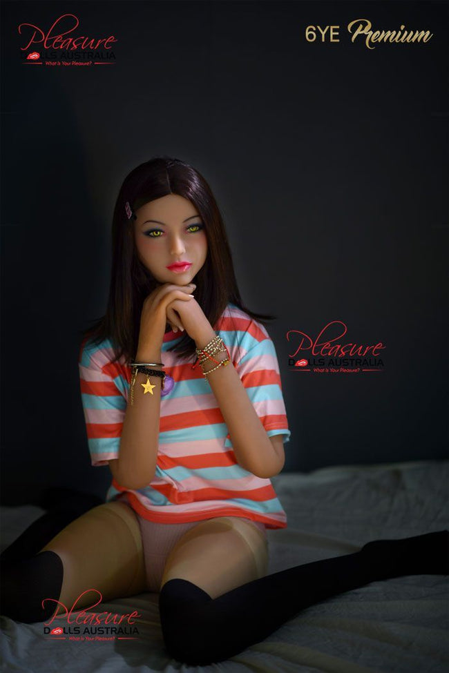 PHOENIX - 158cm A-Cup 6YE Sex Doll - Pleasure Dolls Australia