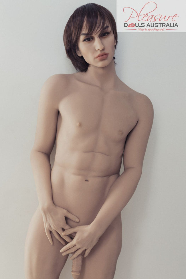 BILLY - 175cm<br>WM Male Sex Doll - Pleasure Dolls Australia