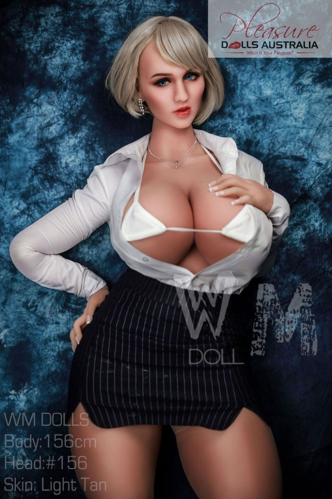 JAMIE - 156cm M-cup WM Sex Doll - Pleasure Dolls Australia