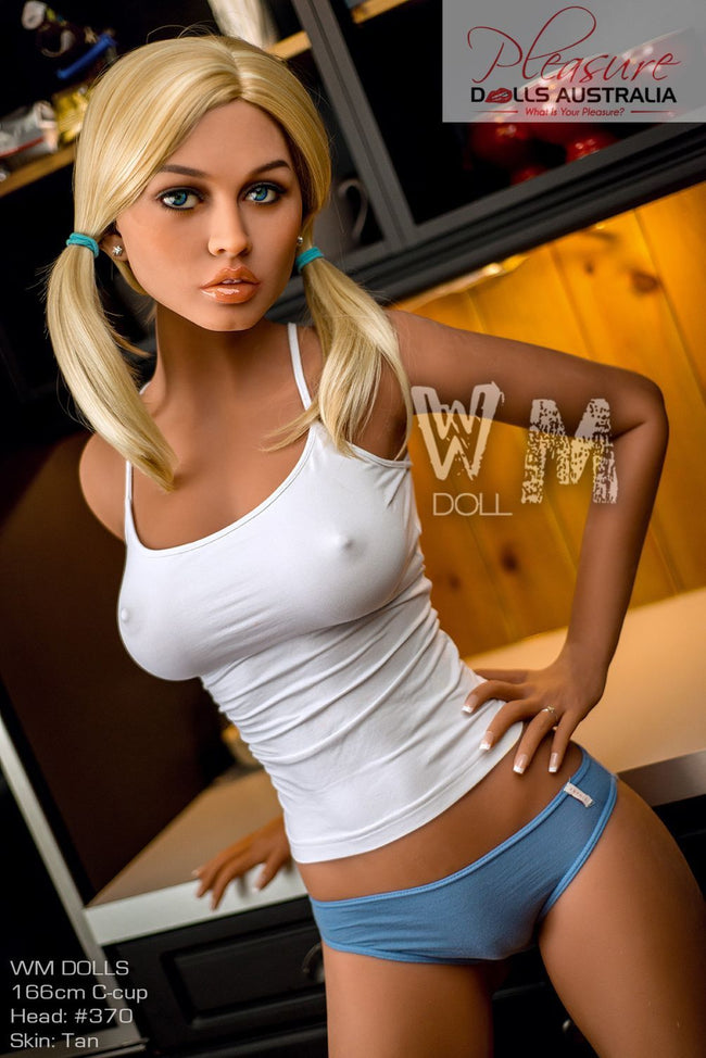 LAUREN - 166cm C-cup<br>WM Sex Doll - Pleasure Dolls Australia