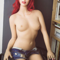RED - 162cm B-Cup WM Sex Doll - Pleasure Dolls Australia