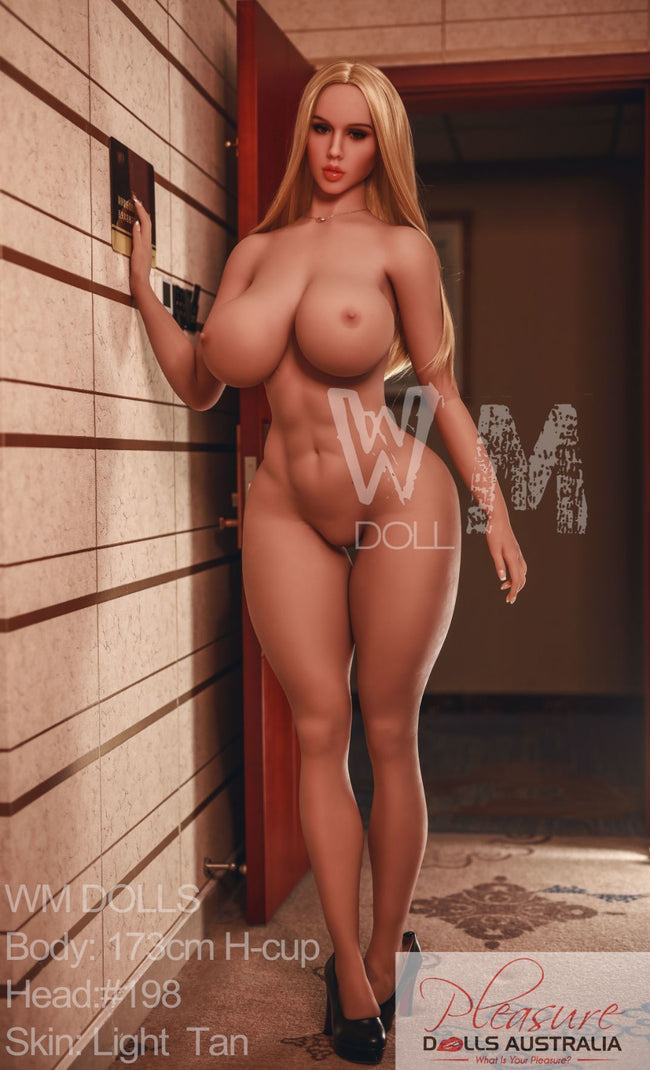 SORAYA - 173cm H-Cup<br>WM Sex Doll - Pleasure Dolls Australia