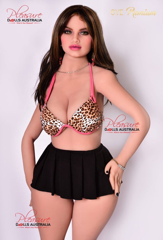 ZOE - 153cm D-Cup 6YE 'AMOR' Sex Doll - Pleasure Dolls Australia