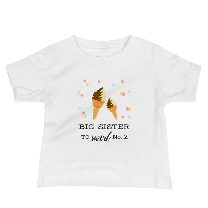Custom Listing for Braylee V - Ice Cream Swirl Tee - North Jems