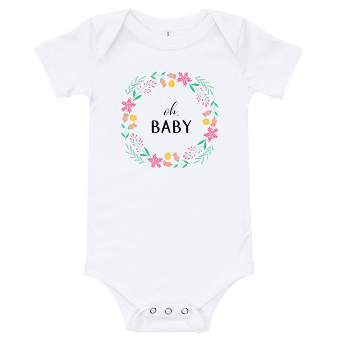 Oh Baby Onesie - North Jems
