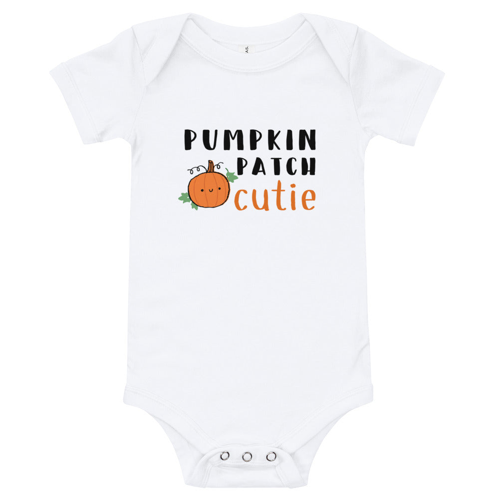 Pumpkin Patch Cutie Baby Onesie / T-shirt - North Jems