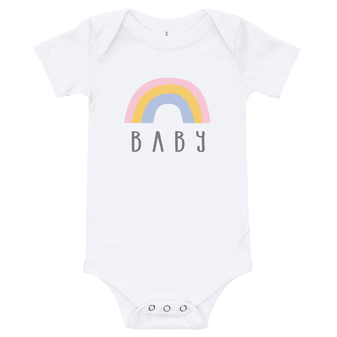 Rainbow Baby Onesie - North Jems