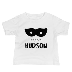 Superhero Personalized Baby Onesie / T-shirt - North Jems