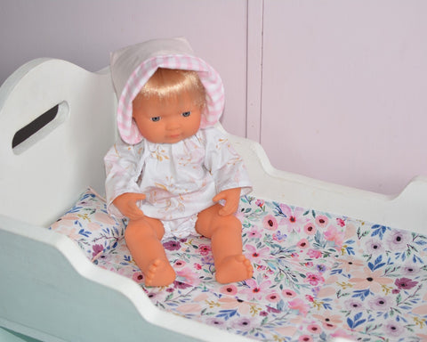 Doll bedding