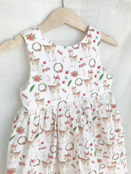 Tea Dress - Christmas