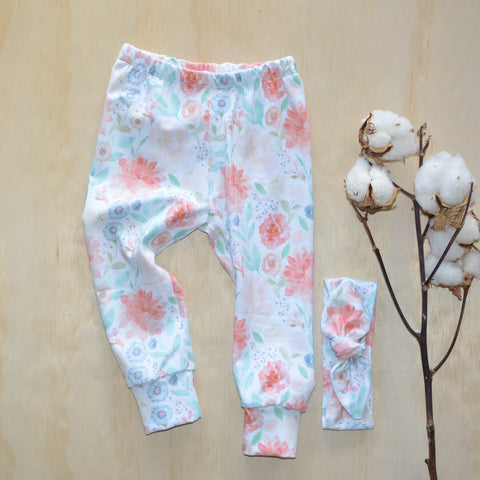 Leggings - Floral Dehila
