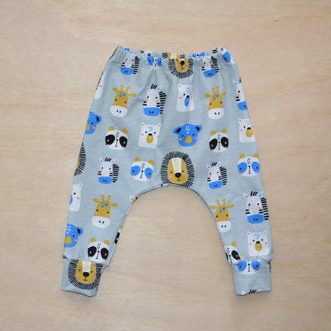 Harem Pants - Animal