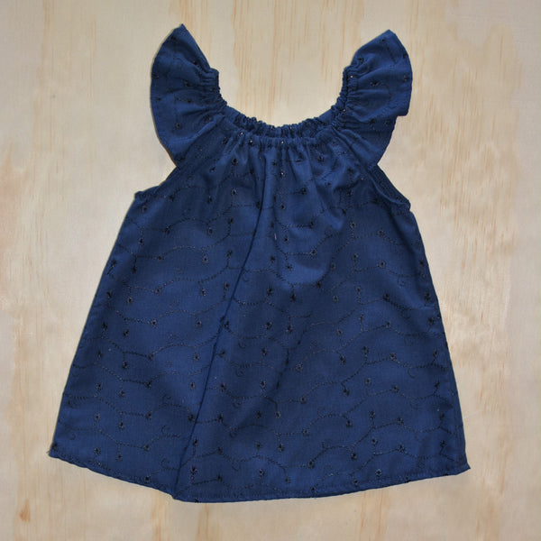 Flutter Top -  Navy