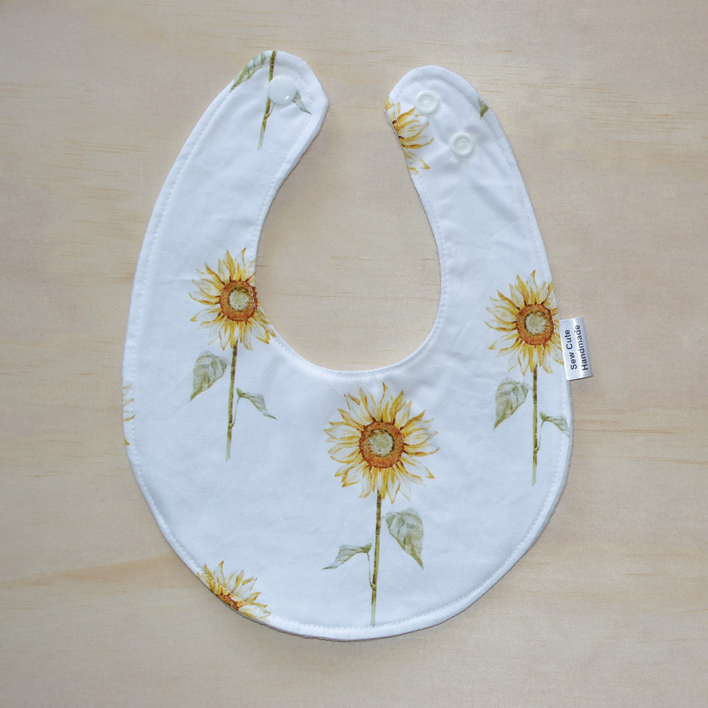 Bib - Sunflower
