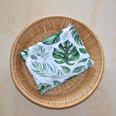 Swaddle / Wrap - Green Forest