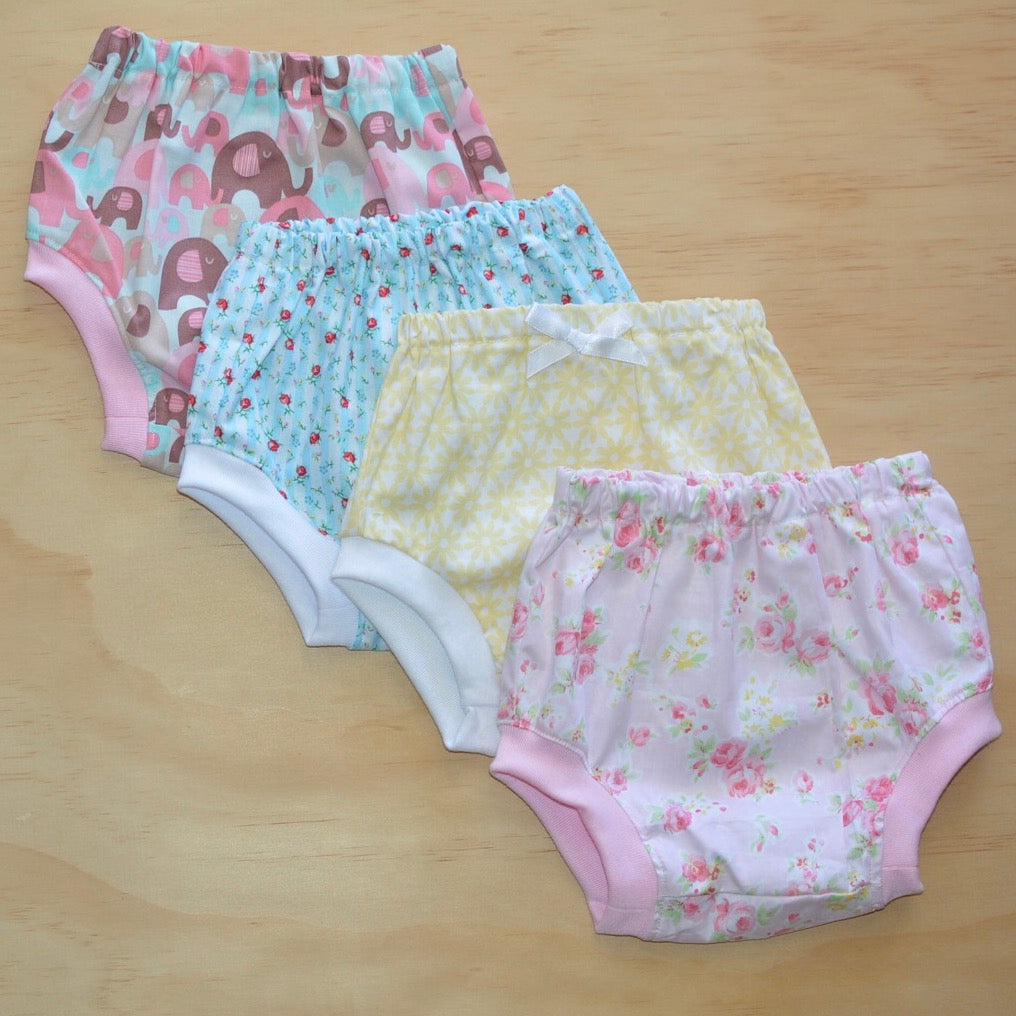 Bloomers - Assorted Prints - Girls