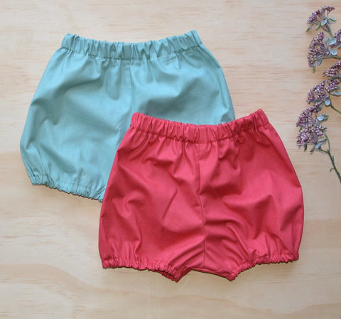 Sadie Shorts - Red or Sage
